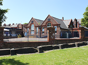 Mersey Park Primary School