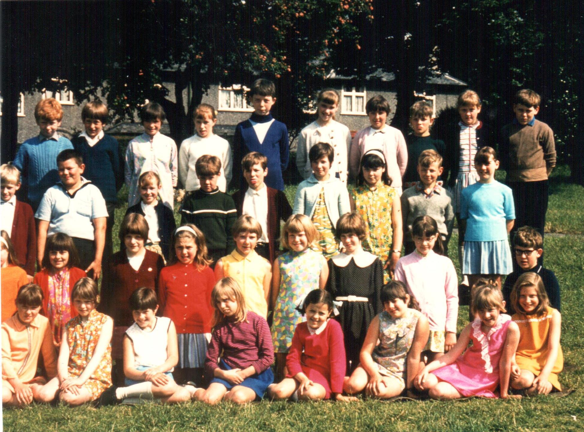 – School - Primary 1972 Park 1962 Mersey