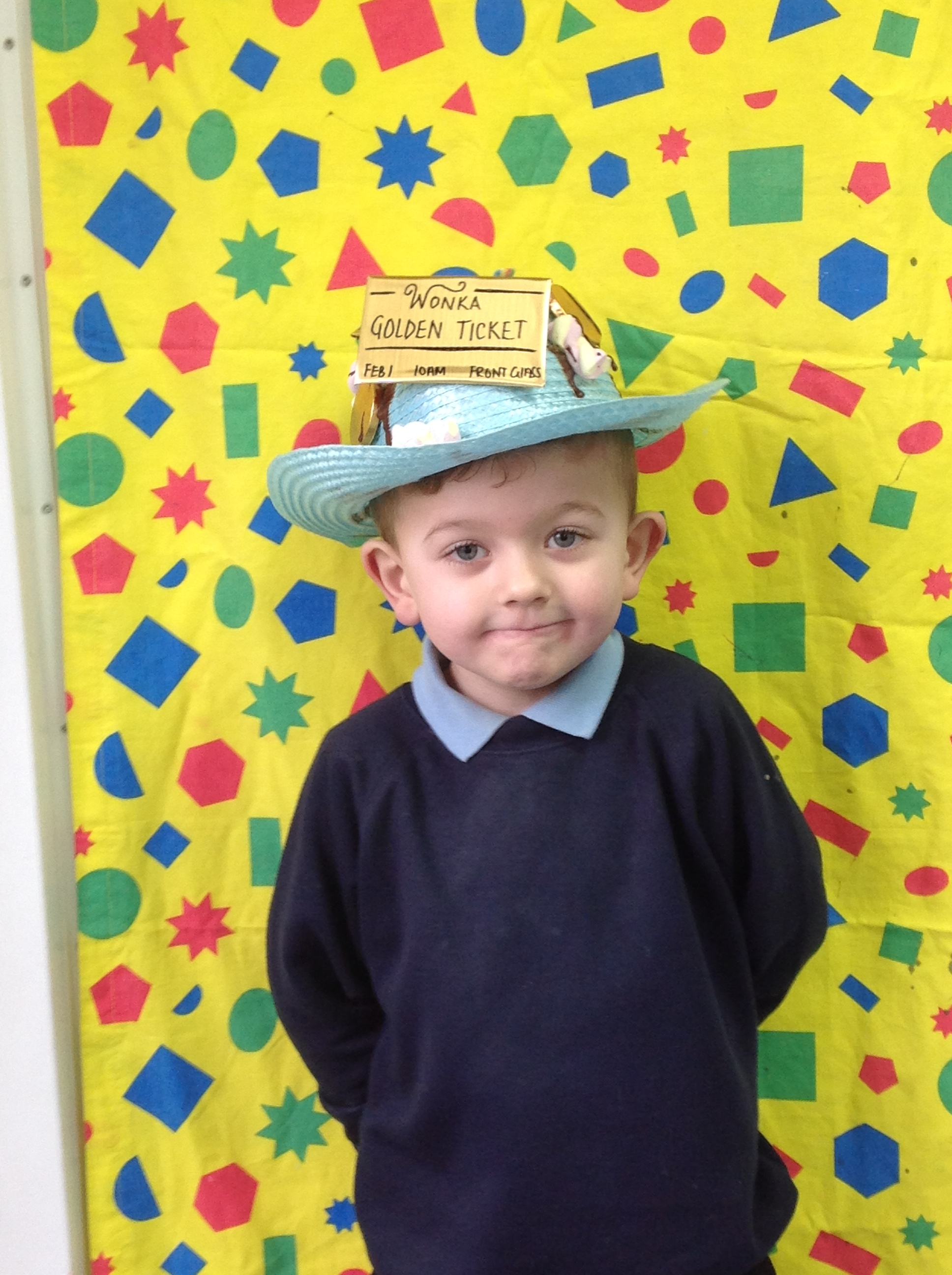 Foundation Stage 1 - Mersey Park Primary School